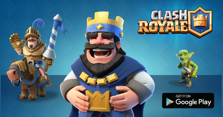 clash-of-royale-android-lauch Clash Royale Chega ao Android! Veja como Baixar e Jogar Agora!