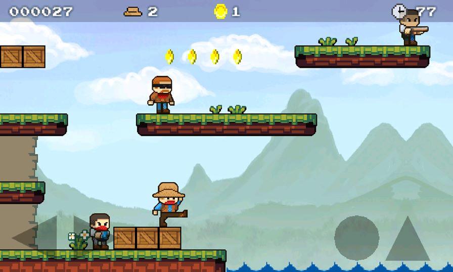 dave-dangerous-android Dave Dangerous é um jogo de plataforma para jogar em qualquer lugar