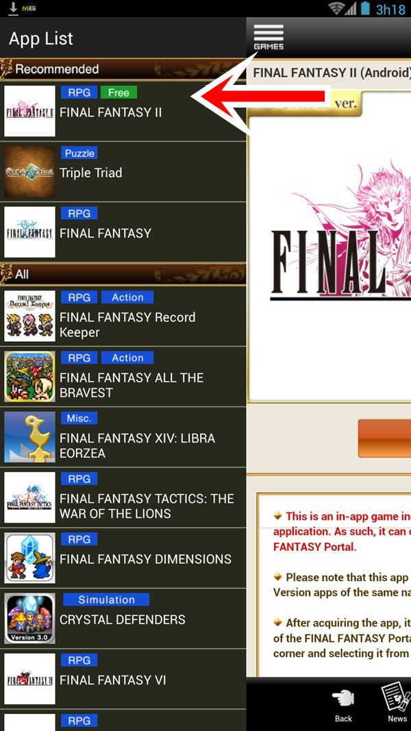 download-final-fantasy-2-android-ios Final Fantasy 2 de graça no Android e iOS por tempo limitado! Veja como baixar!