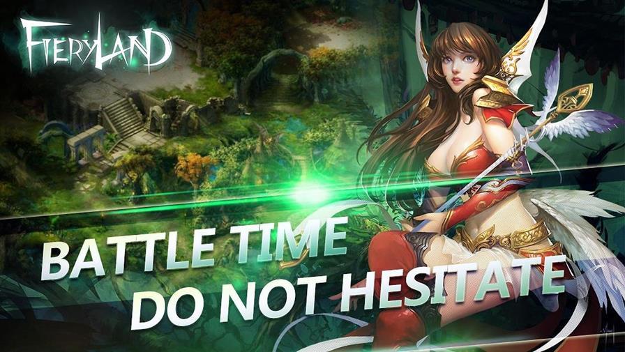fieryland-cc390b-h900 Fieryland é um MMORPG leve para o seu celular