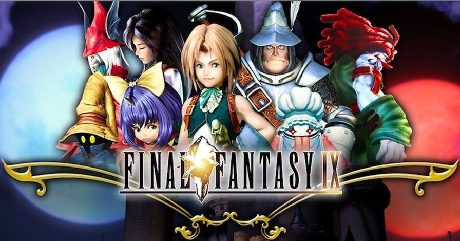 final-fantasy-ix Top 10 Melhores Jogos de RPG OFFLINE (Android e iOS)
