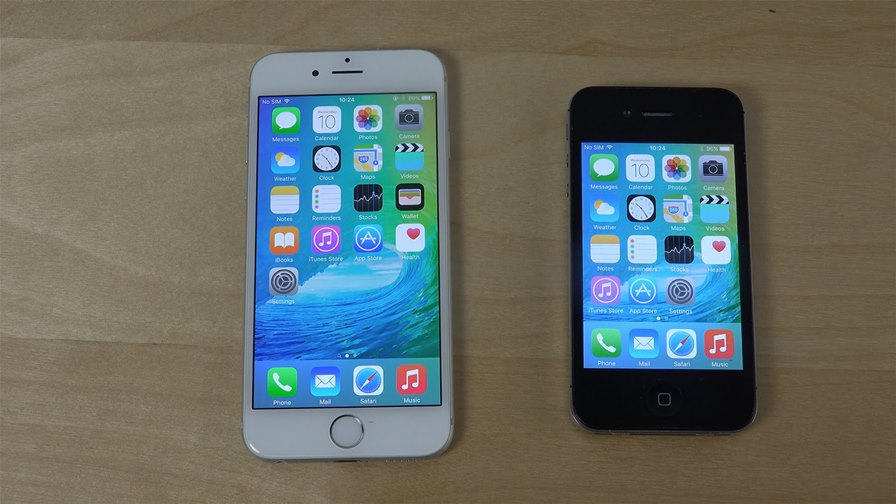 iphone-4s-iphone-6 5 Coisas que o iOS faz Melhor que o Android