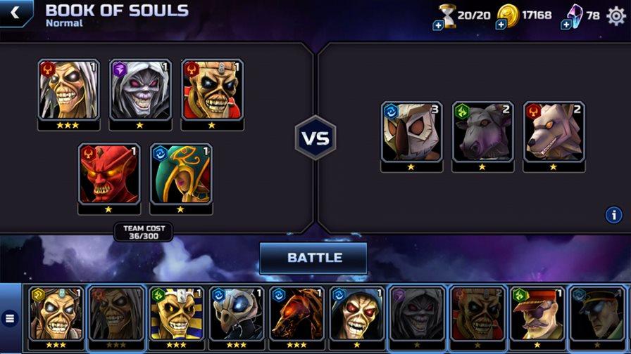 iron-maiden-02.jpg Veja as primeiras imagens do jogo da banda Iron Maiden para Android e iOS