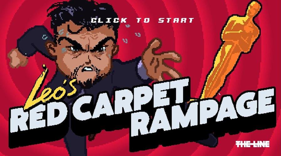 leo-red-cap-rampage Ajude Leonardo DiCaprio a ganhar o Oscar neste jogo para Android, iOS e WP