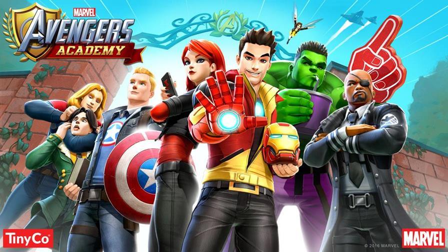 Resultado de imagem para MARVEL Avengers Academy