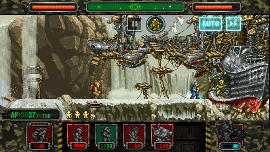 metal-slug-Attack-android