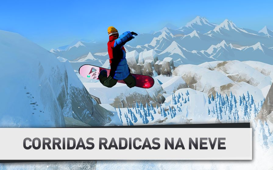 snowboarding-fourth-phase Snowboarding The Fourth Phase é mais um jogo incrível da Red Bull (Android e iOS)