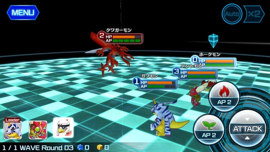 Digimon-LinkZ-Android-5 25 Melhores Jogos Grátis para Android - 2º Semestre de 2017