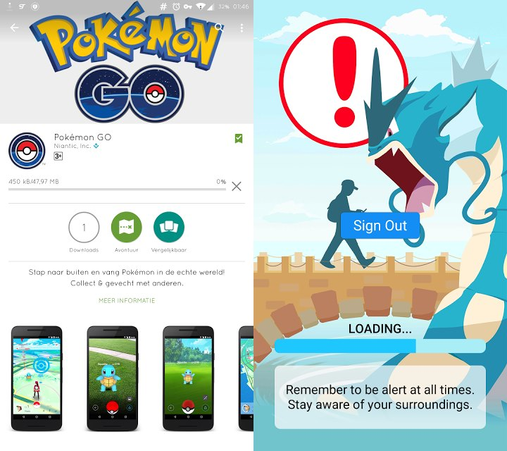 Pokemon-Go-Beta-apk-android-1 Pokémon GO! Saiba tudo que vazou até agora sobre o aguardado game para celular