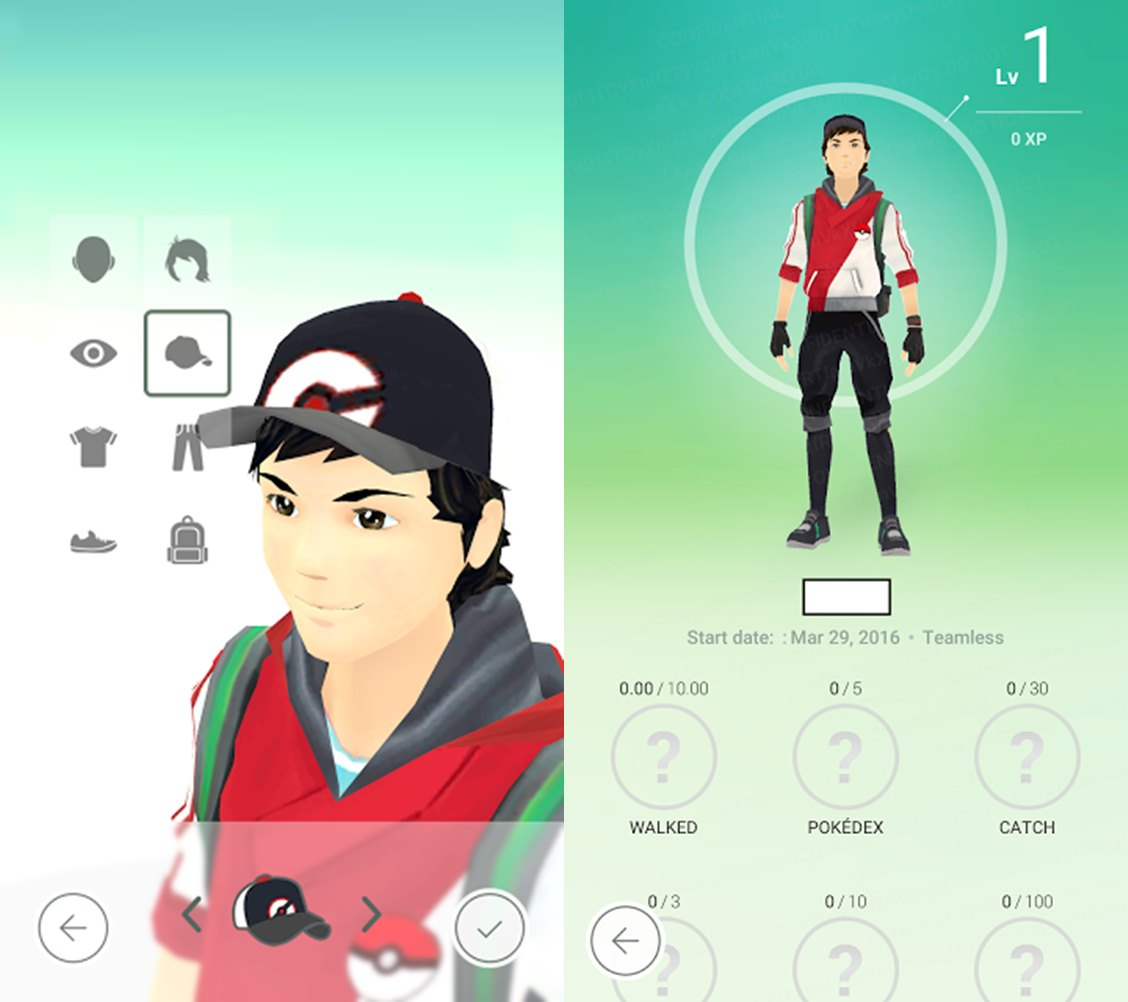 Pokemon-Go-Beta-apk-android-2 Pokémon GO! Saiba tudo que vazou até agora sobre o aguardado game para celular