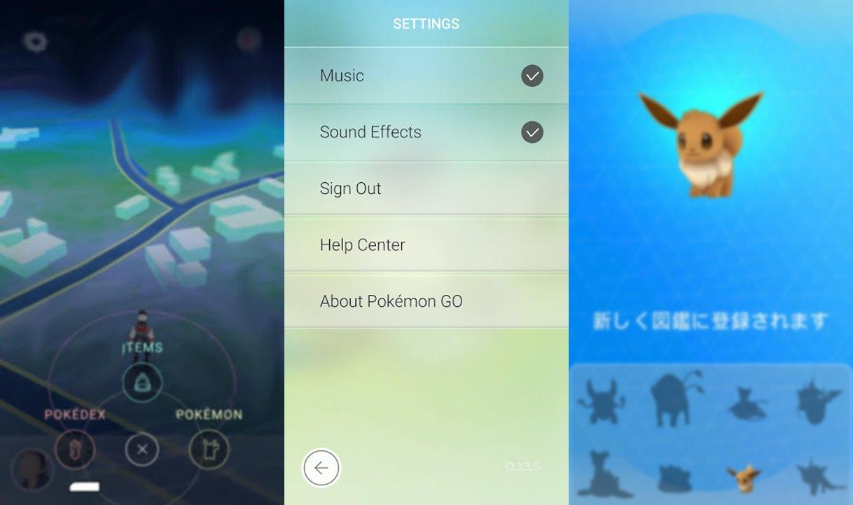 Pokemon-Go-Beta-apk-android-3 Pokémon GO! Saiba tudo que vazou até agora sobre o aguardado game para celular