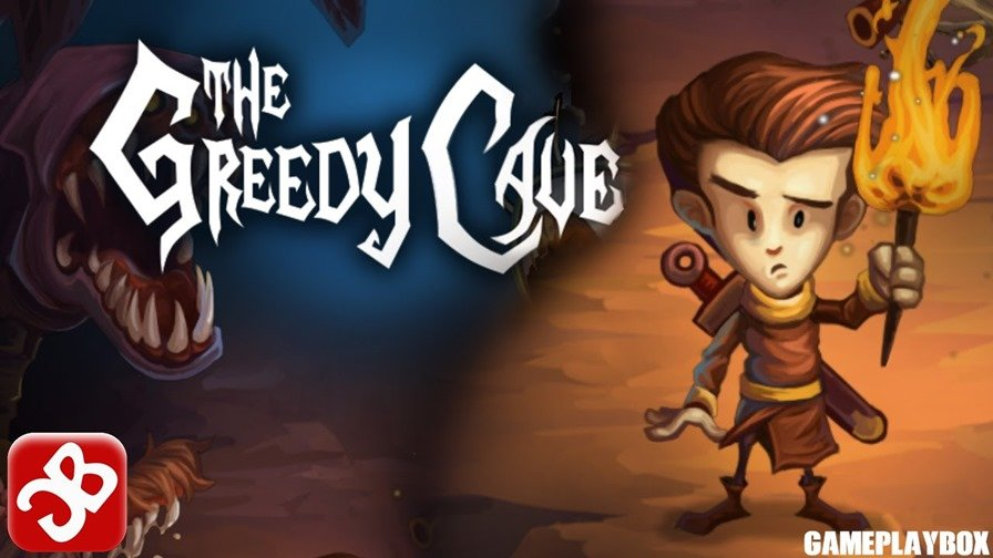 The-Greedy-Cave-android The Greedy Cave: Explore Dungeon em um Game que Lembra Don't Starve