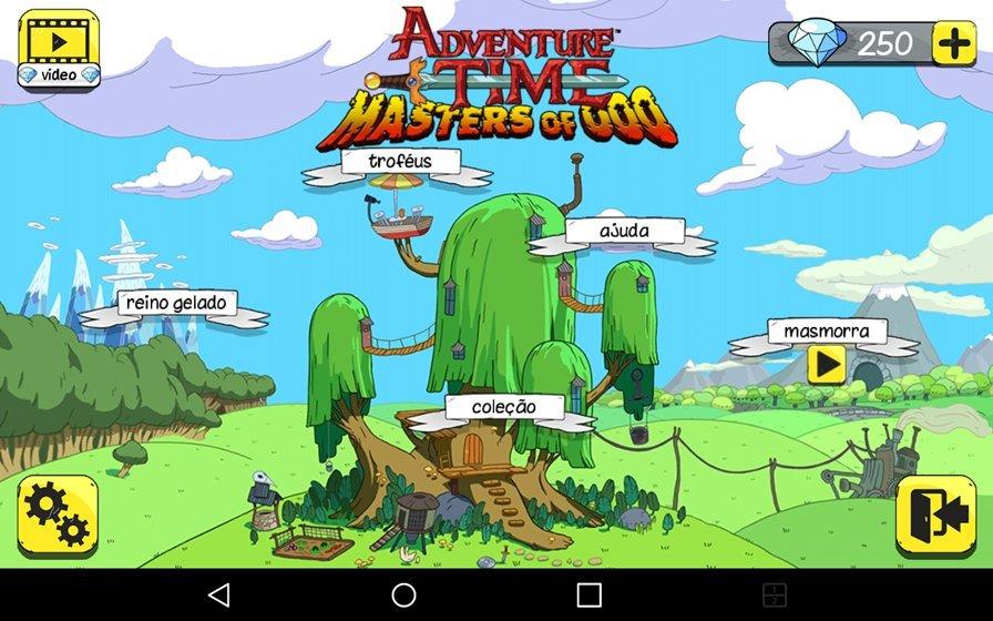 adventure-time-masters-of-ooo Novo jogo de Hora de Aventura faz sucesso no Android