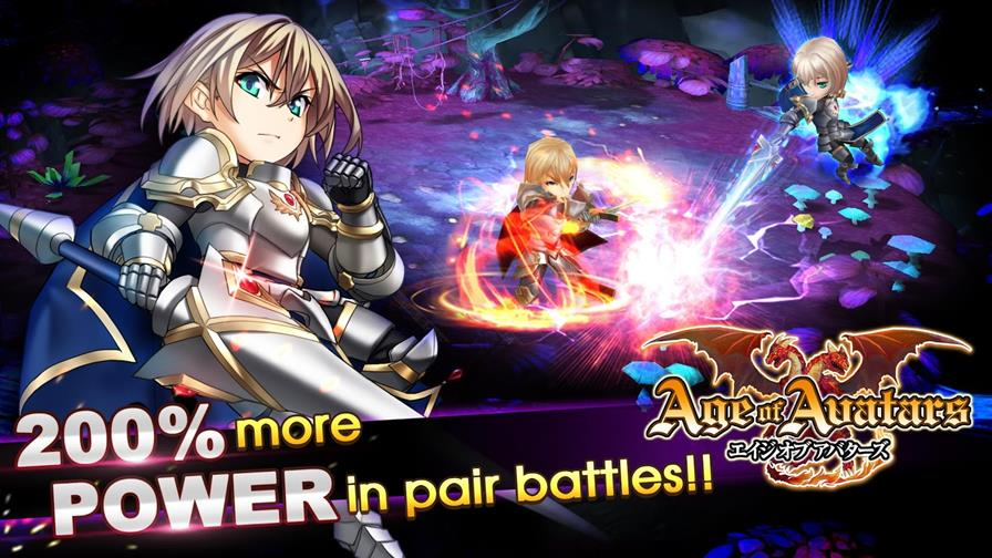 age-of-avatars-android-ios Age of Avatars: RPG mistura ação e estratégia com visual fofinho (Android e iOS)