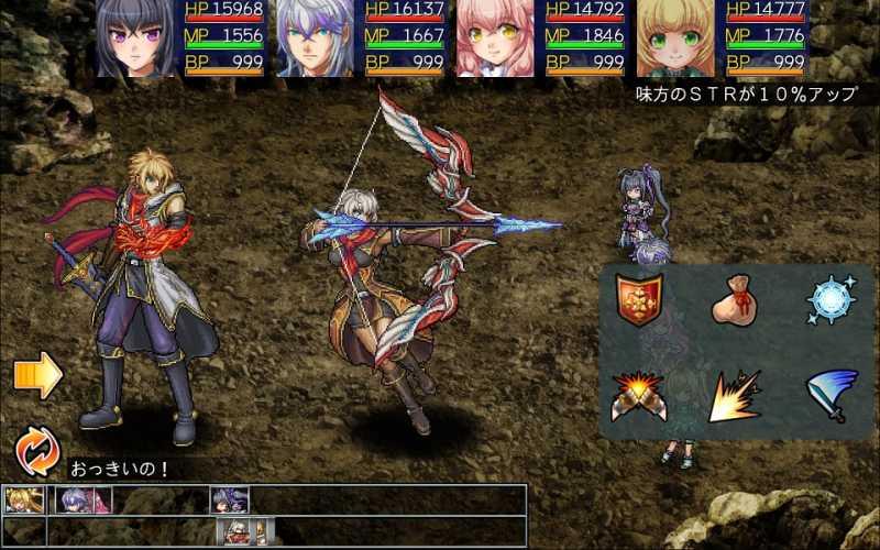 asdivine-menace-android-ios-1 Asdivine Menace é um RPG Offline para jogar até o final de graça!