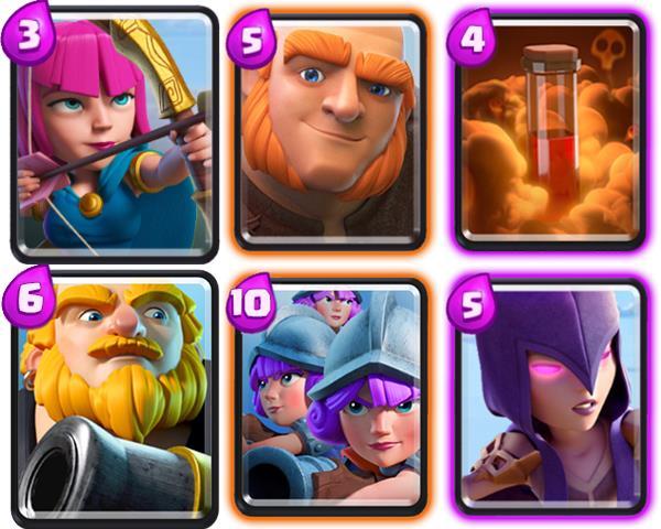cartas-beneficiadas-clash-royale Clash Royale: X-Besta será nerfada! Saiba tudo sobre o rebalanceamento!