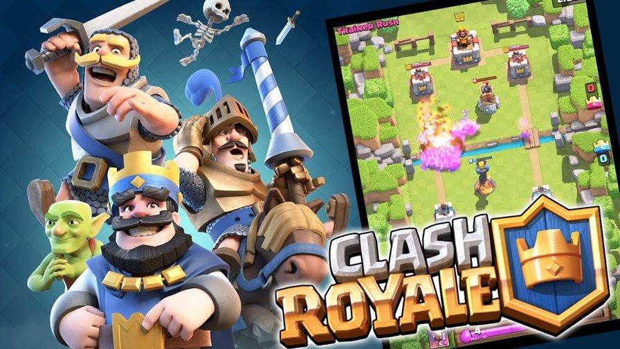 Clash Royale irá receber modo casual com PvE em breve