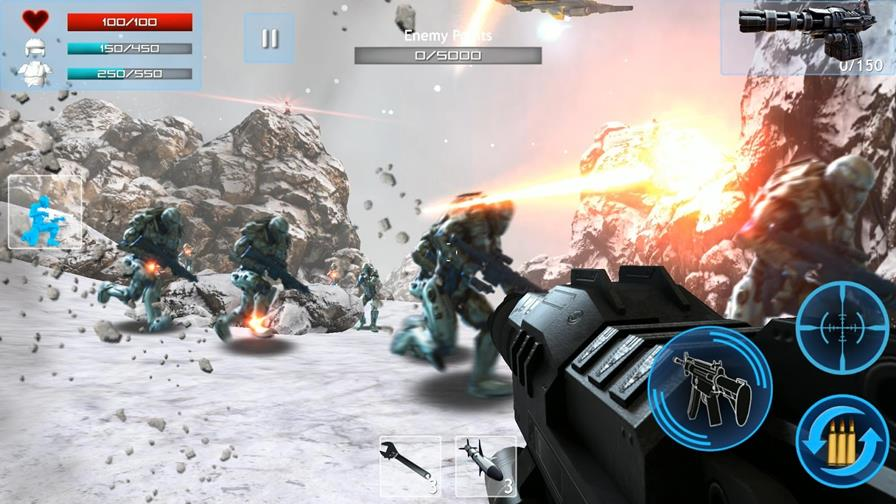 enemy-strike-2-android-ios Detone alienígenas em Enemy Strike 2 para Android e iOS (Offline)