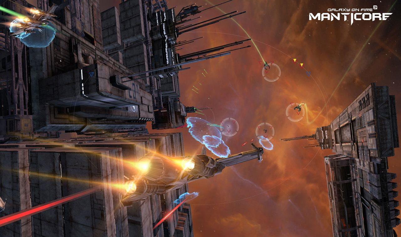 galaxy-on-fire3-manticore-3 Galaxy On Fire 3 ganha incrível trailer em 360°! Assista!