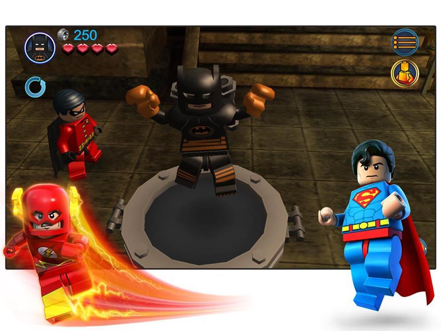 lego-batman-dc-superheroes 100 Melhores Jogos OFFLINE para iOS (de todos os tempos)