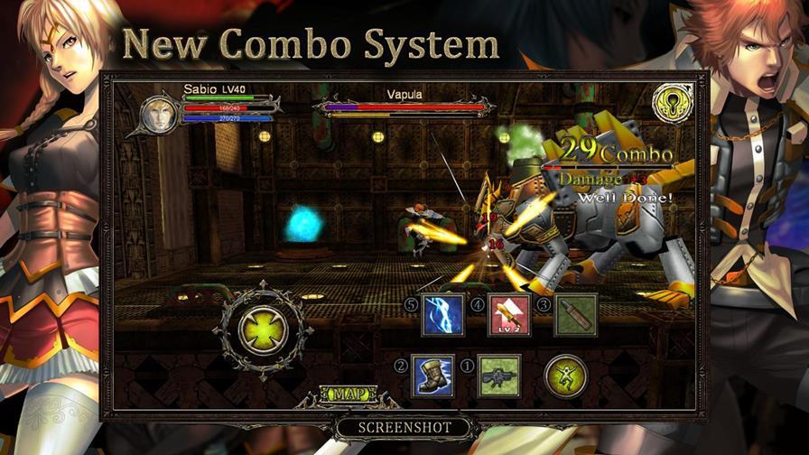 lemegeton-android-ios-jogo-estilo-castlevania-2 50 Jogos para Android compatíveis com Controle e Gamepad Bluetooth