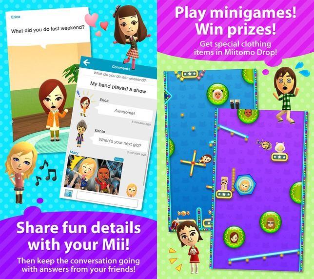 miitomo-2 Melhores Jogos para Android da Semana #30 de 2016