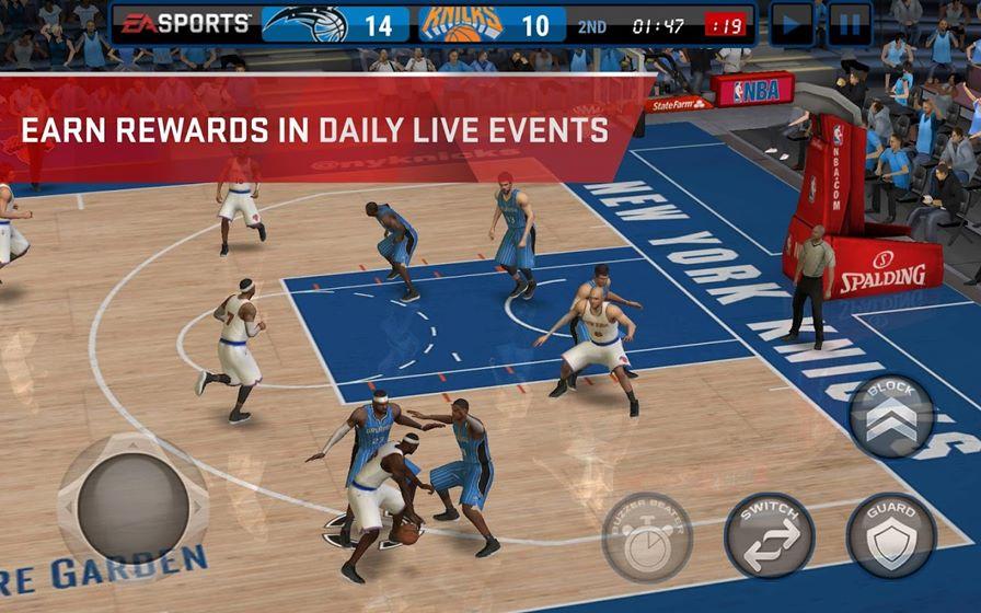 nba-live-mobile-android NBA LIVE Mobile para Android está em Soft Launch! Veja como Jogar Agora!