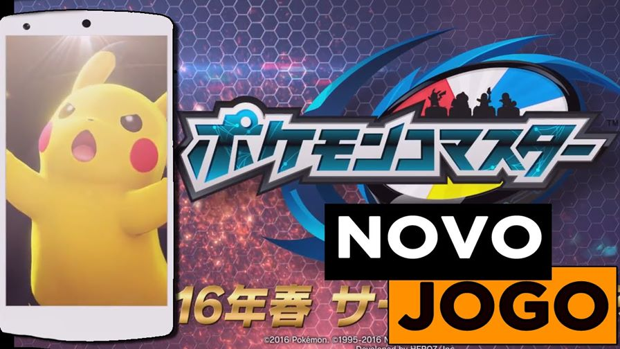 pokémon-comaster Nintendo anuncia Pokémon Comaster para celulares com Android e iOS