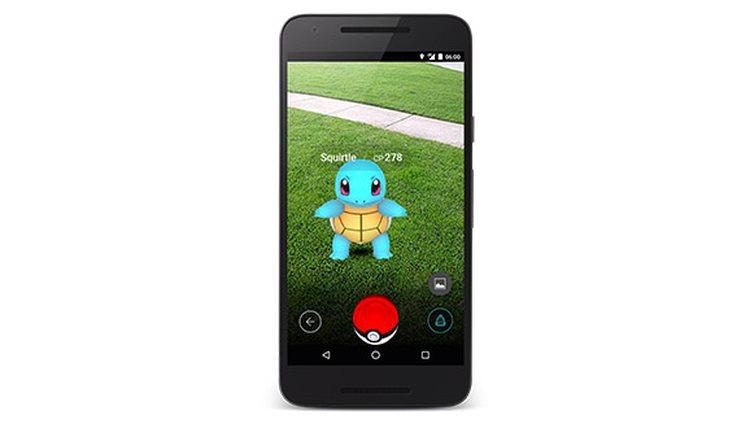 pokemon-go-android-ios-novas-imagens-2 Pokémon Go: novas informações oficiais mostram que vídeo vazado era real