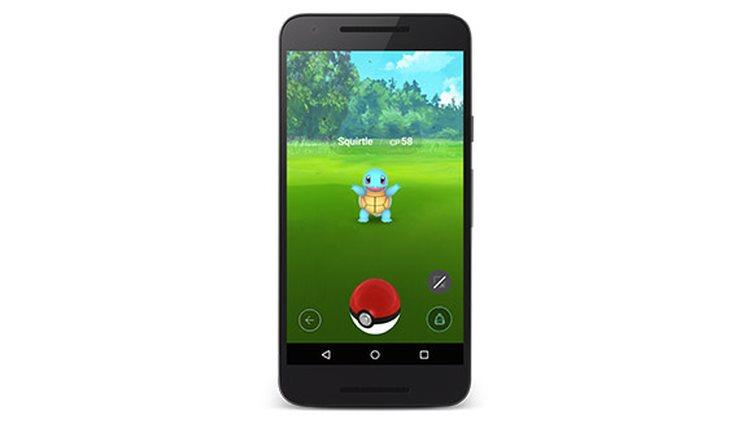 pokemon-go-android-ios-novas-imagens-3 Pokémon Go: novas informações oficiais mostram que vídeo vazado era real