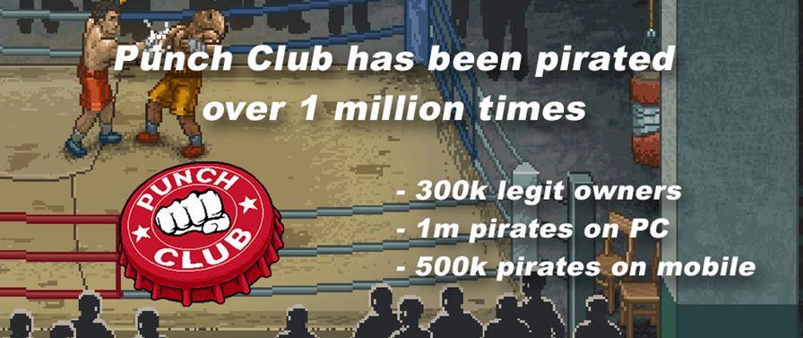 punch-club-pirataria Punch Club mostra que os brasileiros são corruptos na hora de baixar jogos localizados
