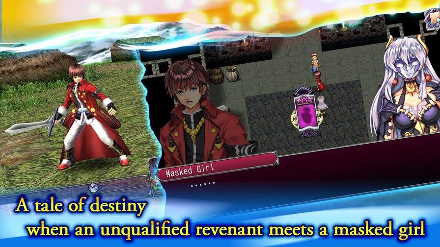 revenant-dogma Revenant Dogma é um RPG Offline com batalhas parecidas com Final Fantasy X