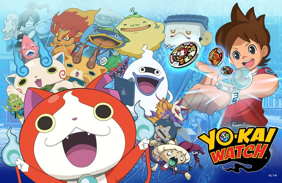 yokai-watch-android-ios Yokai Watch Wibble Wobble já está disponível no Android e iOS