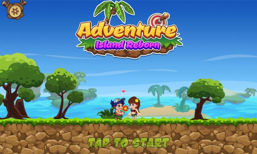 Adventure-Island-reborn-1 Adventure Island Reborn é um remake não autorizado do clássico do NES no Android