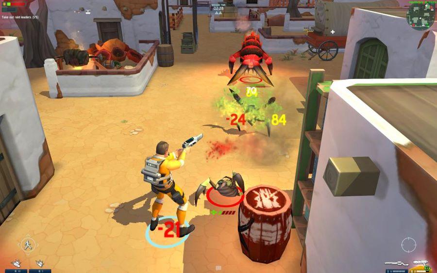 Space-Marshals Jogos para Android em Promoção (07-10-17)
