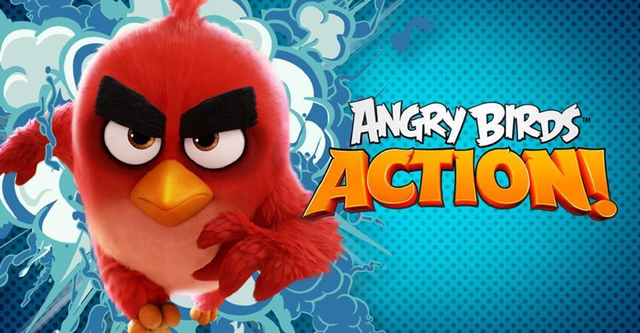 angry-birds-action-2 Angry Birds Action! novo game dos pássaros chega na Google Play e App Store