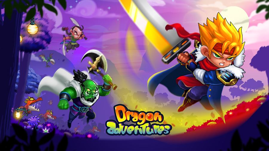 dragon-adventures-android Dragon Adventures volta à Google Play, desta vez, sem referências a Dragon Ball