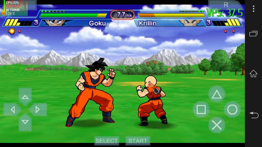 dragon-ball-jogo-psp-no-android