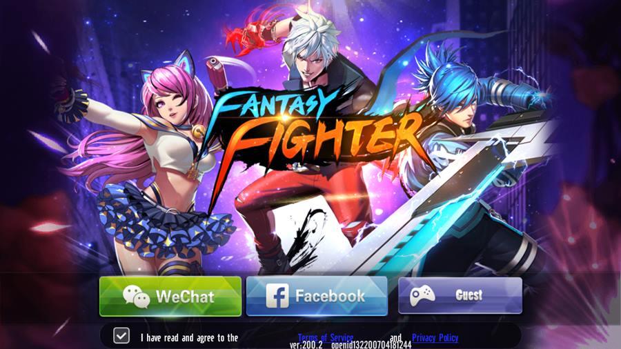 fantasy-fighter-android-ios-1 Fantasy Fighter: Detone os inimigos em um Briga de Rua para Android e iOS