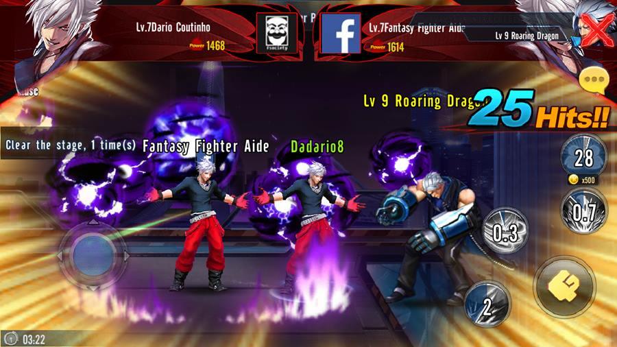 fantasy-fighter-android-ios-2 Fantasy Fighter: Detone os inimigos em um Briga de Rua para Android e iOS