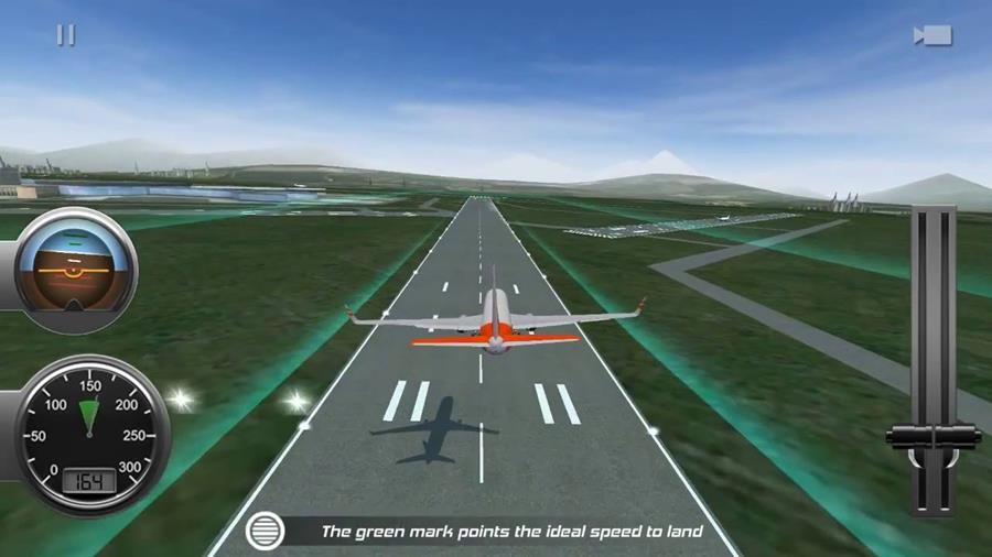 flight-alert-simulator-3d Controle aviões e faça pousos incríveis em Flight Alert Simulator 3D
