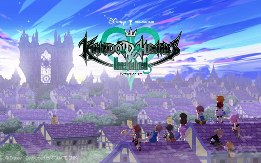 kingdom-hearts-unchained-x-android-ios Kingdom Hearts Unchained X chega nesta semana para Android e iOS