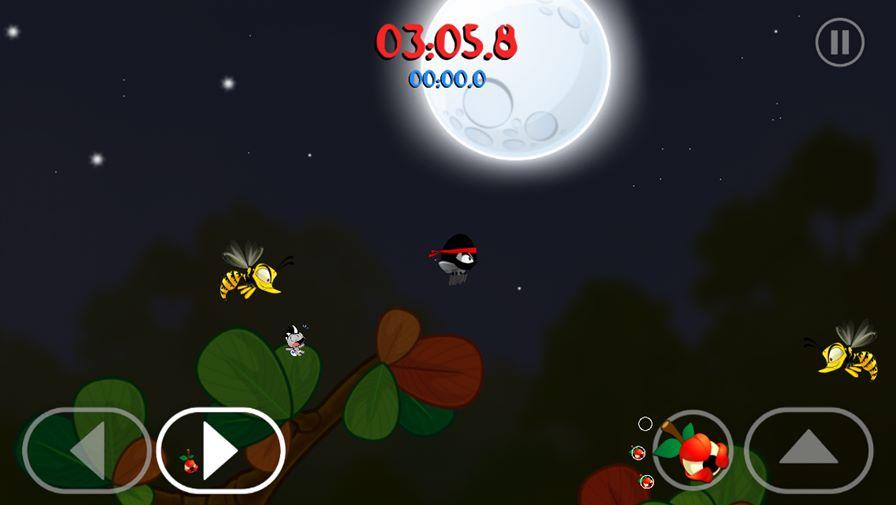 lunata-rescue-android-ios-windows-phone-2 Resgate bebês inseto em Lunata Rescue, game para Android, iOS e Windows Phone