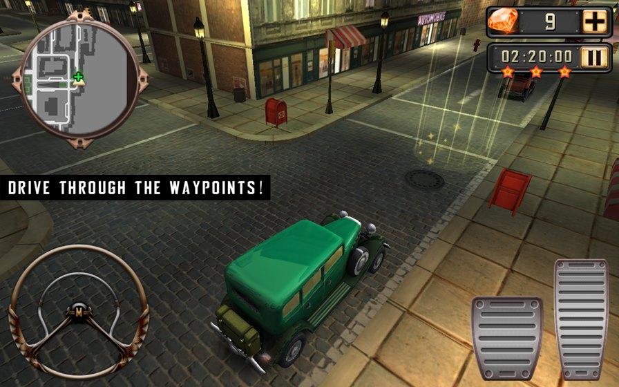 mafia-driver-omerta-android Dirija para mafiosos em Mafia Driver: Omerta, jogo offline para Android