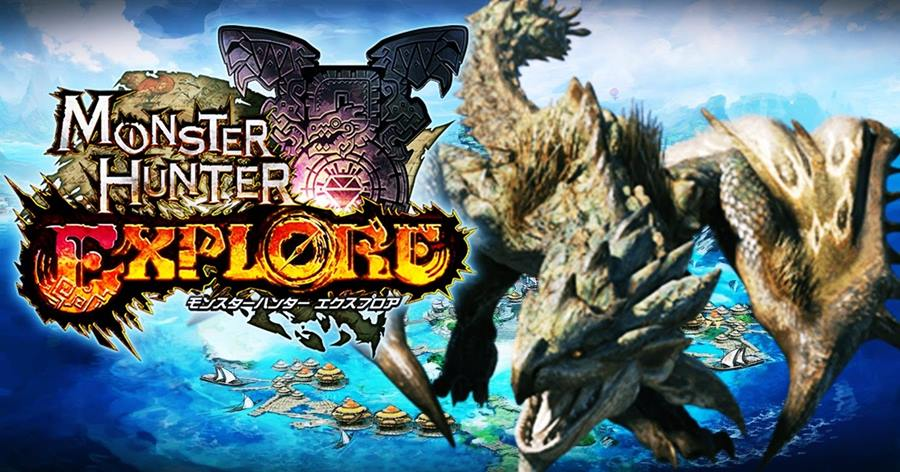 monster-hunter-explore-android-ios-game Veja trailer e gameplay de Monster Hunter Explore, Jogo Grátis para Android e iOS!