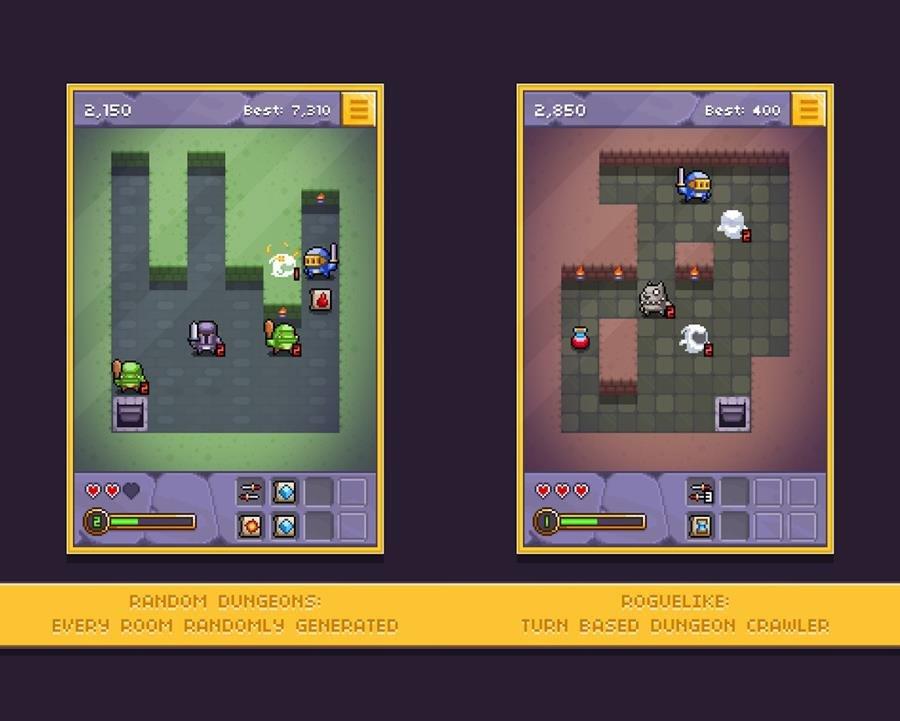 tiny-rogue-android Melhores Jogos para Android da Semana # 16 de 2016