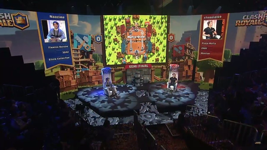 torneio-clash-royale Veja como foi o 1º Torneio Mundial de Clash Royale