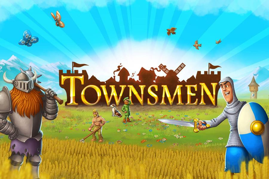 townsmen-android Jogos da Handy Games em promoção no Android