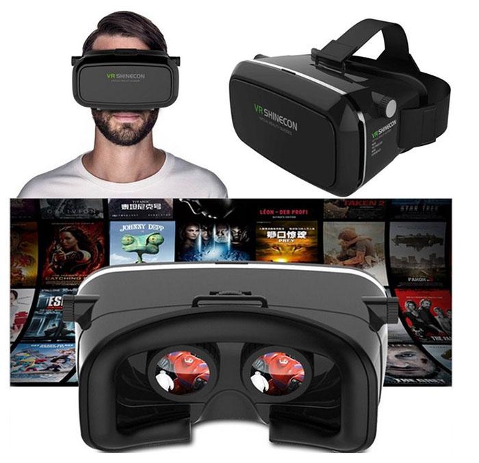 vr-shinecon-oculos-realidade-virtual-android-ios-2 Veja 4 Óculos de Realidade Virtual Baratos para usar no Android e iOS