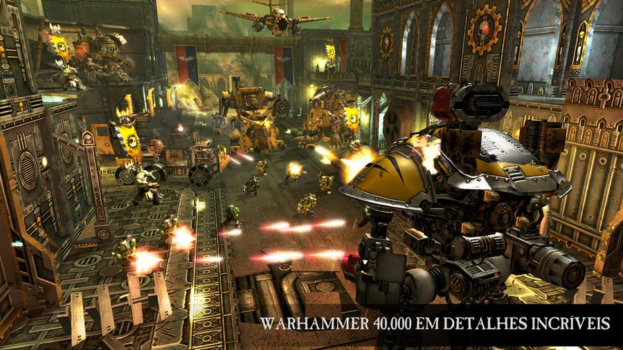 warhammer40k-freeblade-android 25 Jogos Offline para Android 2018 - parte 8